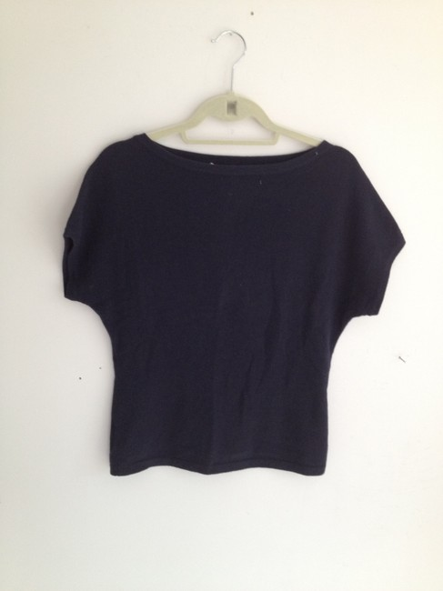 Michael Kors Knit Short Sleeve 100% Cashmere Sweater