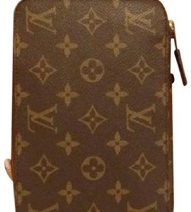 Louis Vuitton Louis Vuitton Brown Monogram Monte Carlo Jewlers Case