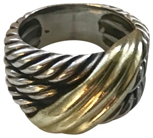 David Yurman Discontinued Cable Collection ring