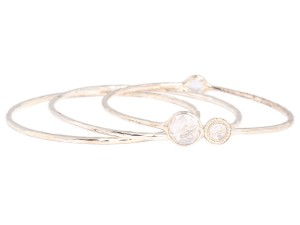 Ippolita ROCK CANDY TRIO BANGLE BRACELET SET