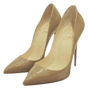 Christian Louboutin Dune (a little darker the the nude) Pumps