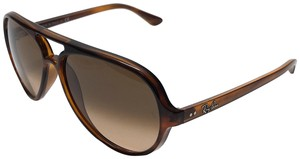 Ray-Ban Free 3 Day Sipping RB 4125 Cats 820/A5 New Aviator