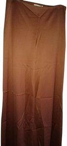 Ryan Roche Wide Leg Pants Dusty peach