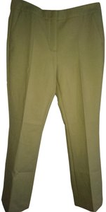Dorothee Schumacher Boot Cut Pants Pale green