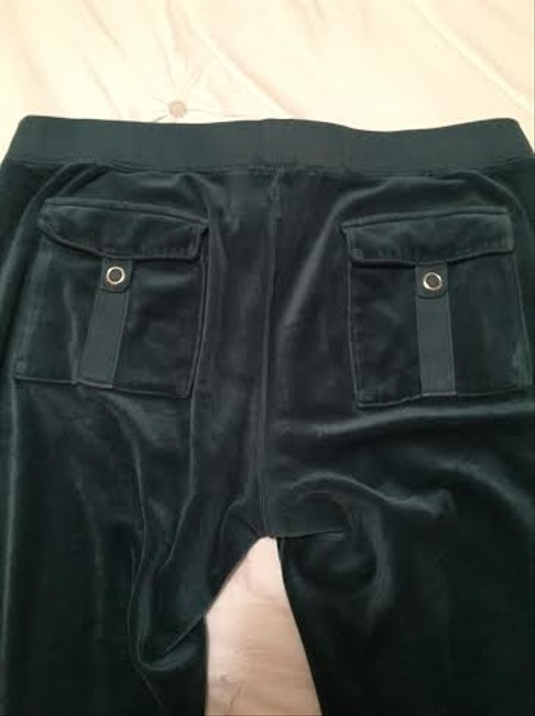 Juicy Couture Bootcut Velour Pant