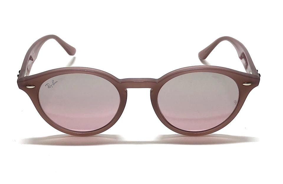 9d3f6e6a0deaa Ray-Ban Opal Pink Antique Pink   Pink Gradient Silver Mirrored Lens ...