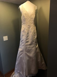Anjolique Champagne 2019 Wedding Dress Size OS