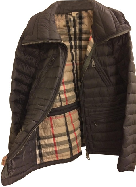 Item - Graphite Gray Down Puffer Coat Size 12 (L)