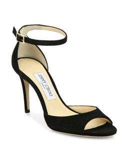 Jimmy Choo Annie New BLACK Sandals