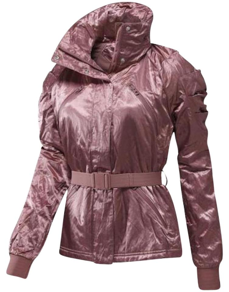1429c43fa1f adidas By Stella McCartney Plum Run Winter Jacket Coat Size 6 (S ...