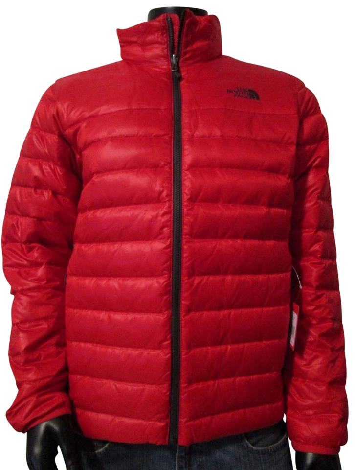 b9f32c2db The North Face High Risk Red Mens Flare 550-down Insulated Fz Puffer Jacket  Size 12 (L)