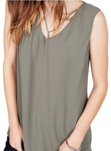 nOir Top olive green