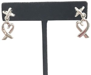 Tiffany & Co. BRAND NEW!!! NEVER WORN!!! Tiffany & Co. Paloma Picasso Loving Heart Drop Dangle Earrings