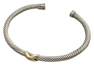 David Yurman Cable X Bracelet