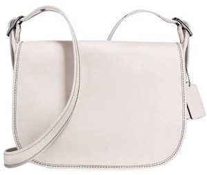 Coach New With Tags Chalk Messenger Bag