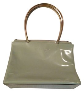 Salvatore Ferragamo Vintage Satchel in Green