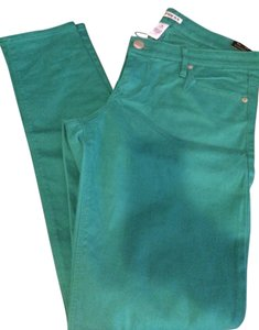 Express Skinny Jeans-Coated