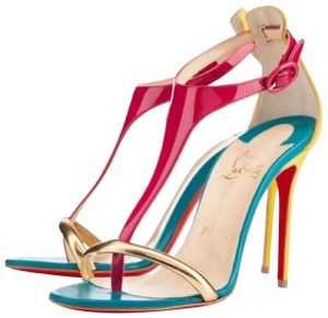 Christian Louboutin Multicolored Sandals