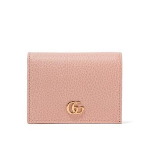 Gucci Gucci Marmont small leather wallet