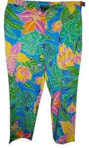 Ralph Lauren Straight Pants Multi