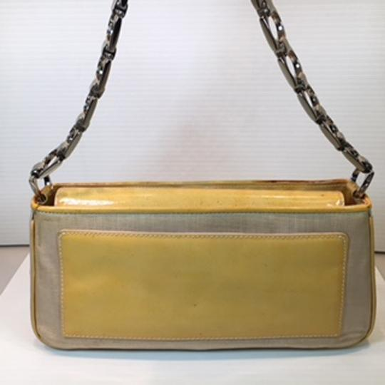 Cole Haan Satchel in Cream and light yellow Image 1