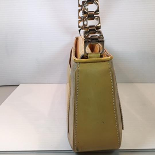 Cole Haan Satchel in Cream and light yellow Image 2