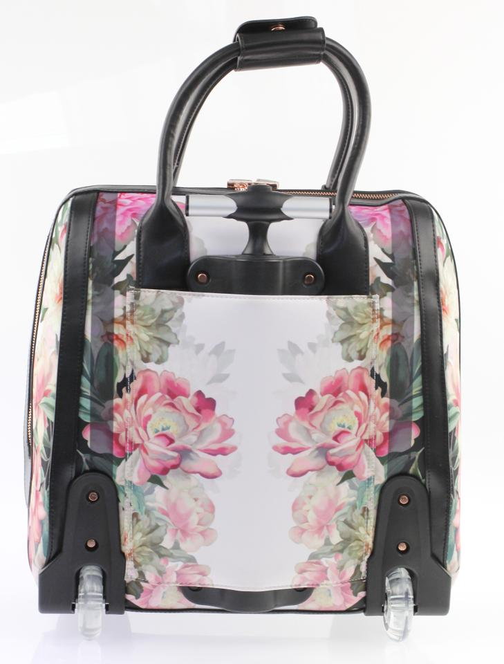 7a3f9ce37 Ted Baker Naoimie Painted Posie Pink   Floral Polyester Weekend Travel Bag  - Tradesy
