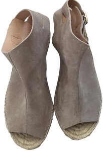 Kanna LIGHT GREY/stone Wedges