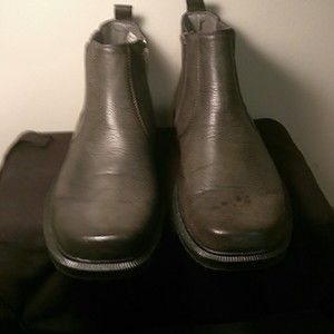 Stag Designs Gray Boots