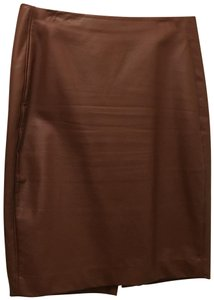 The Limited Skirt Caramel Brown