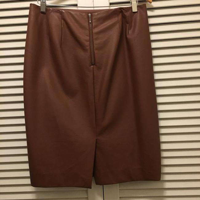 The Limited Skirt Caramel Brown Image 1