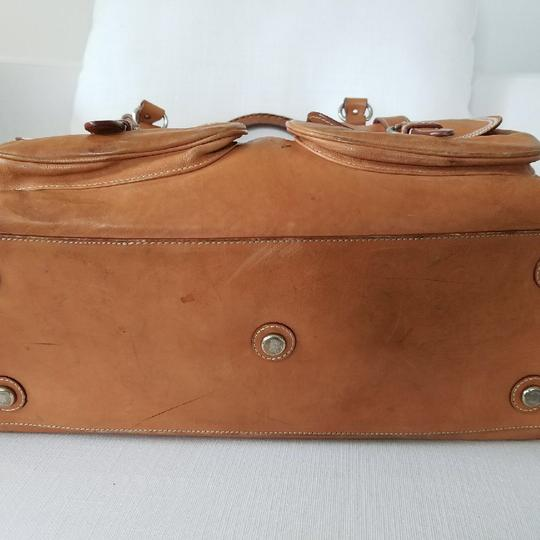 Dior Satchel in Tan Image 1