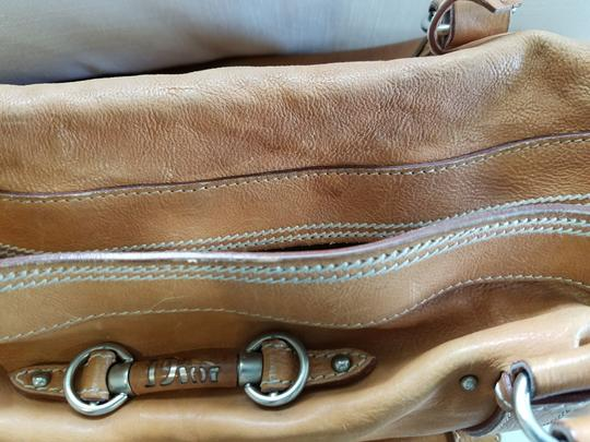 Dior Satchel in Tan Image 10