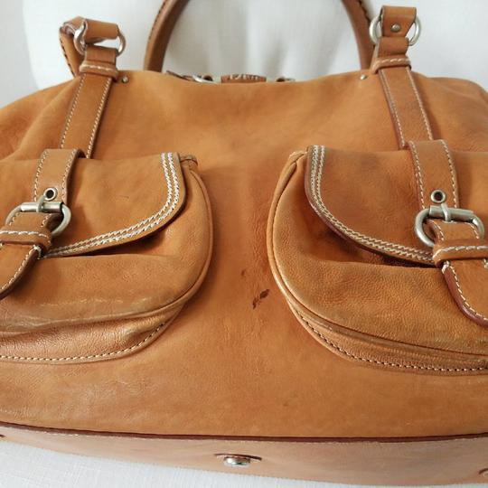 Dior Satchel in Tan Image 2