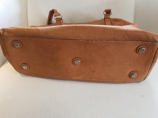 Dior Satchel in Tan Image 5