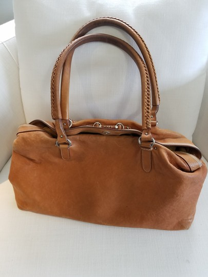 Dior Satchel in Tan Image 9