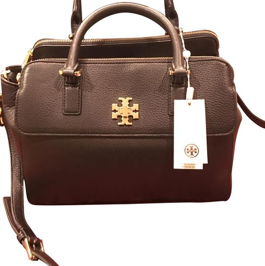 Preload https://img-static.tradesy.com/item/22779995/tory-burch-mercer-dome-satchel-black-leather-shoulder-bag-0-2-540-540.jpg