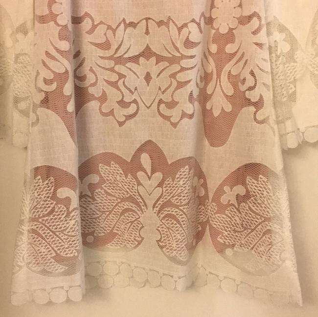 Union of Angels short dress white and light pink. on Tradesy Image 1