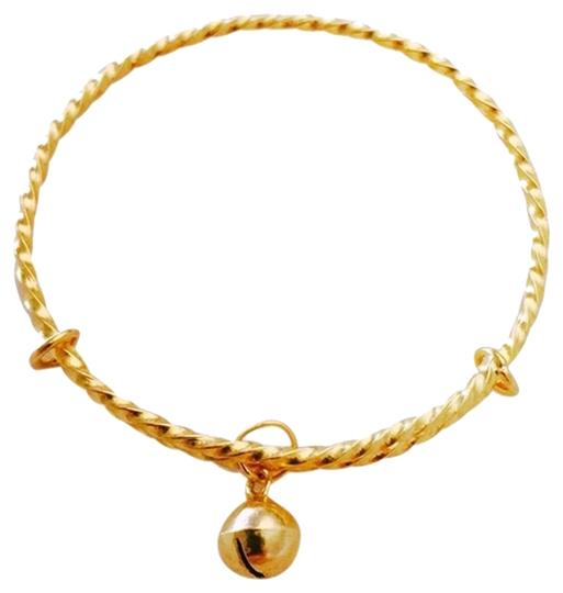 Other 24k Solid Gold Girls Bangle