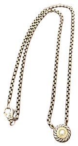 David Yurman David Yurman Cookie Pearl Necklace