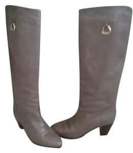 Linea Garbo Grey Boots