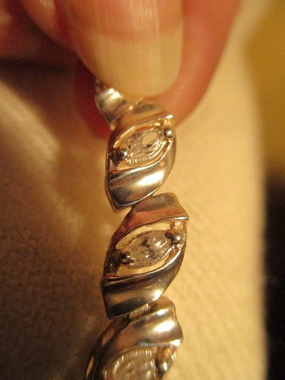 unknown Vintage sterling silver and CZ Image 11