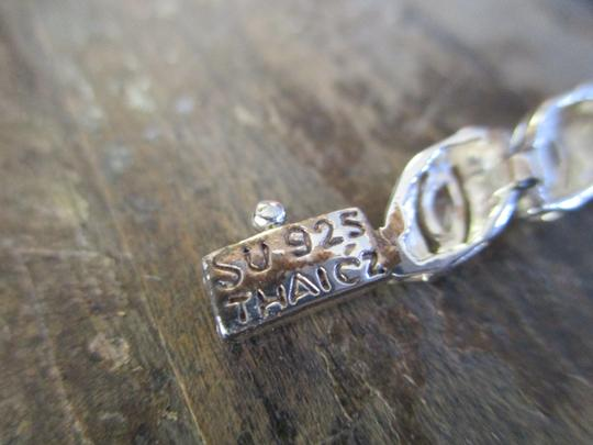 unknown Vintage sterling silver and CZ Image 4