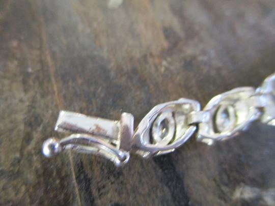 unknown Vintage sterling silver and CZ Image 5