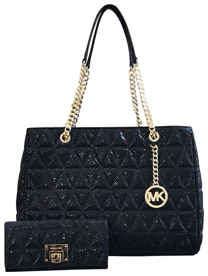 Michael Kors Chain Susannah Shoulder Bag