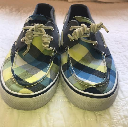 Sperry blue Athletic Image 1