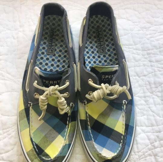 Sperry blue Athletic Image 2