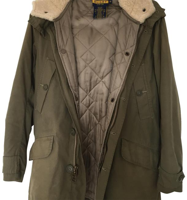 Preload https://img-static.tradesy.com/item/22780989/rugby-ralph-lauren-military-green-shearling-style-jacket-coat-size-2-xs-0-2-650-650.jpg
