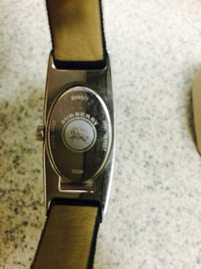 Burberry New with Nordstrom tags Burberry Diamond Watch W Chic Black Strap