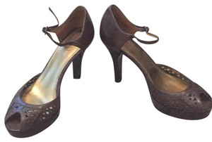 Guess By Marciano brown Platforms